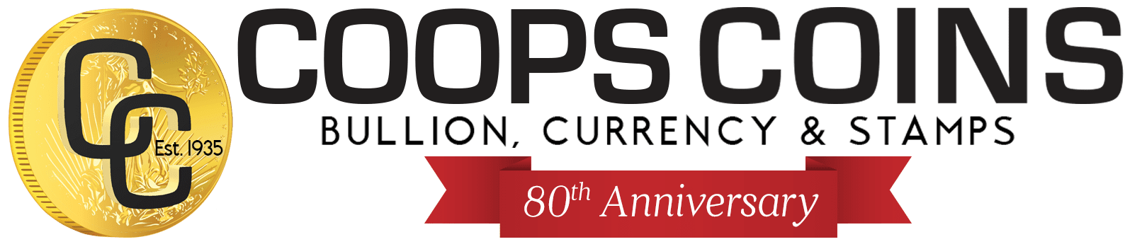 Coops Coins | Coins, Bullion & Currency | Redlands, Ca