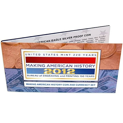 Making-American-History-Coin-and-Currency-Set-US-Mint-image